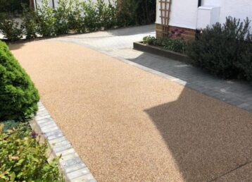cambridge resin driveways